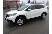 2013 HONDA CRV EX-L - CERTIFIED PREOWNED - LEATHER - CLEAN