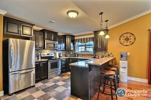 Offers over 3600 sq ft of Living space with attention to details