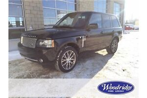 2011 Land Rover Range Rover Supercharged 5L V8 TURBO, LOADED,...