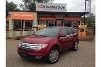 2008 Ford Edge Limited LOADED WITH AWD!