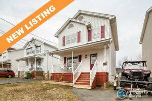 Charming 2 storey, 3 bed/1.5 bath in Timberlea!