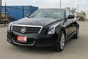 2014 Cadillac ATS 2.0L Turbo | Accident-FREE | AWD | CERTIFIED