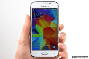 samsung galaxy core,presq neuf,16G,12MP,ANDROID,fonctionnel,4.5