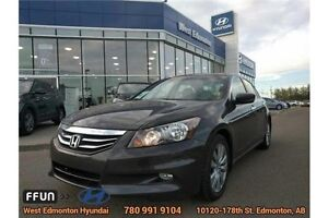 2011 Honda Accord EX-L V6 Navigation Leather Sunrof
