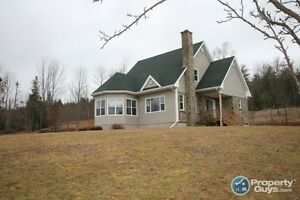 Open concept 3 bed/2.5 bath on 2.38 acres.