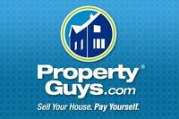 """Be your own boss!! PropertyGuys.com Franchise available!!"""