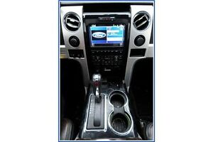 2011 Ford F-150 Platinum/LEATHER/4X4/PWR RUNNING BDS/HEAT&COO... Kitchener / Waterloo Kitchener Area image 14