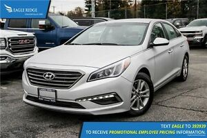 2015 Hyundai Sonata GL Backup Camera and Air Conditioning