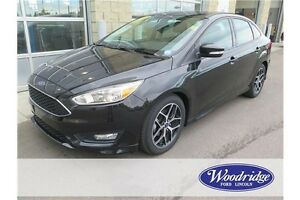 2015 Ford Focus SE NEW, 6 SPD MAN, CLOTH, BACKUP CAM