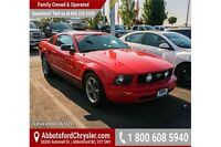 2006 Ford Mustang V6 w/- Aftermarket Exhaust, Headers and Sound