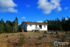 On 5.5 acres, 2 newer homes/cottages along Grand River