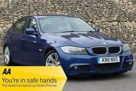 image for BMW Sport 320d M Sport Bluetooth Hands-free Facility 17light Alloy M Double Mul