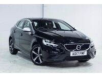 Volvo V40 T2 R-DESIGN NAV PLUS (black) 2017