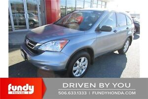 2011 Honda CR-V LX REMOTE START - AWD - LOW MILEAGE!