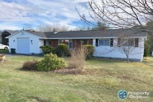 Solid well-built 4 bedroom, 3 bath ranch-style bungalow