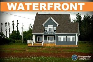 Bayfield - 3 bed/2 bath WATERFRONT home on 5.11 ac
