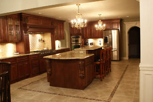 EnjoyHome FALL SALES-100% Maple Cabinet Custom Made 50% OFF www. Cambridge Kitchener Area image 5