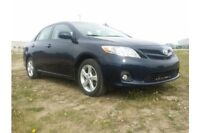 2011 Toyota Corolla CE LOW KM, LOW PAYMENT, VERY RELIABLE!