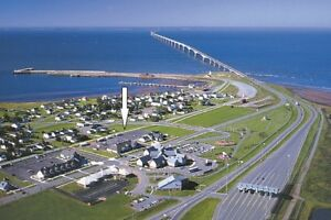 PEI Best Corner lot, Ocean view, walking Confederation Bridge