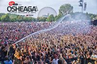 1 Ticket OSHEAGA for today 2015-08-02