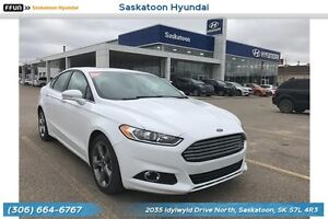2016 Ford Fusion SE Sunroof - Heated Seats - Back-up Camera
