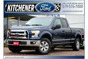 2015 Ford F-150 XLT 3.99% | XLT | 4X4 | 2.7L ECO | TRAILER TO...