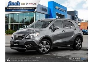 2014 Buick Encore Leather LEATHER|BOSE|AWD|REMOTE START