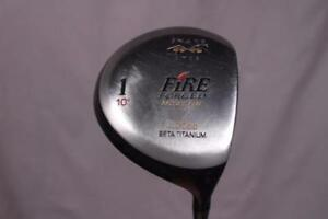 SNAKE EYES FIRE FORGED RIGHT-HANDED GOLF DRIVER