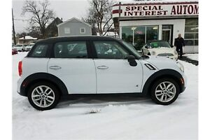2012 Mini Cooper S Countryman ALL 4 !!!  ACCIDENT FREE !!! LE... Kitchener / Waterloo Kitchener Area image 6