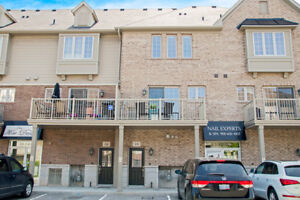Stunning & Rarely Offered Executive Town Home W/Nearly 1400 Squa