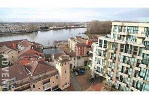 2Bedroom waterfront condo at the quay new Westminister