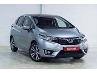 Honda JAZZ I-VTEC EX (grey) 2016
