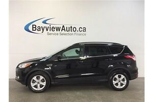 2016 Ford ESCAPE SE- 4WD! ECOBOOST! PANOROOF! LEATHER! SYNC!