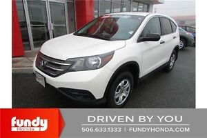 2013 Honda CR-V LX HEATED SEATS - BACKUP CAMERA - BLUETOOTH!