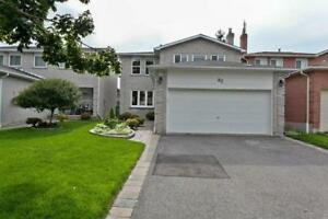 Det. Home W/2 Car Garage. Freshly Painted. Open Concept. Main F