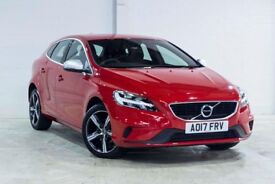 Volvo V40 D2 R-DESIGN (red) 2017