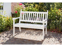 Beautiful Garden bench - New in original packaging - Made in Germany