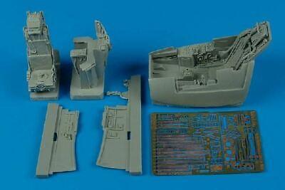 Aires Hobby 1/32 Bae Fulmine F3 Cabina Set per Tsm D 2108