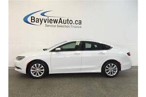 2015 Chrysler 200 C- 3.6L! PANOROOF! LEATHER! NAV! ALPINE SOUND!