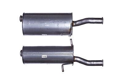 Citroen Xsara Picasso 1.6 8V 99-05 Rear Exhaust Silencer Box Free Clamp