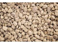 20 mm Cotswold garden and driveway chips/gravel