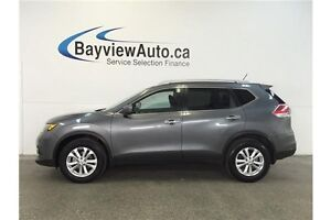 2016 Nissan ROGUE SV- AWD! 2.5L! PUSH BUTTON START! BLUETOOTH!