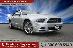 2014 Ford Mustang V6 Premium W/ Bluetooth Hands Free