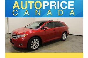 2014 Toyota Venza Base XLE|AWD|PANOROOF|LEATHER