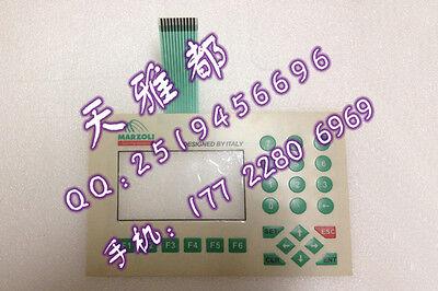 NEW Membrane Keypad MARZOLI DESIGNED BYITALY PDC08-40DR2-6102