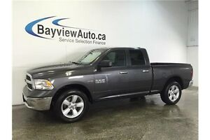 2016 Dodge RAM 1500 SLT- QUAD CAB! HEMI! TOW/HAUL! U-CONNECT!