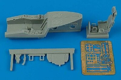 Aires 1/48 Ta183A Cockpit Set For TAM AHM4397