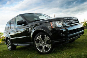 2012 Land Rover Range Rover Sport supercharged VUS