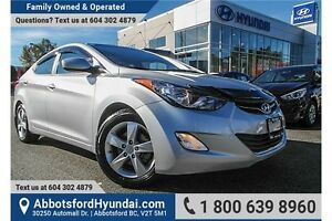 2013 Hyundai Elantra GLS LOCALLY OWNED