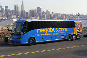 Urgent! Toronto-Montreal Megabus Ticket Sunday Oct 16 West Island Greater Montréal image 1
